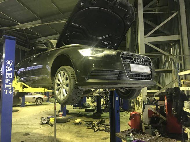 Ремонт АКПП (DSG) Audi А6