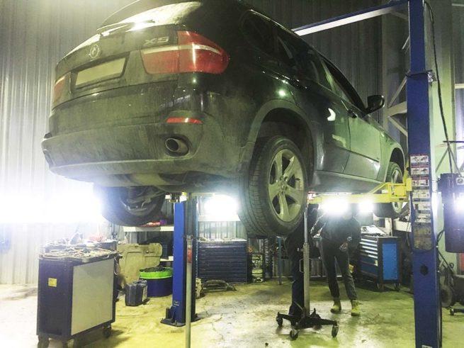 Ремонт АКПП BMW X5