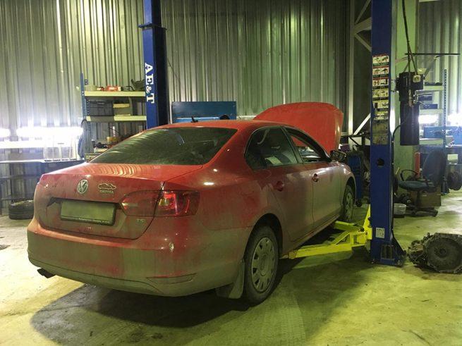 Ремонт АКПП Volkswagen Jetta