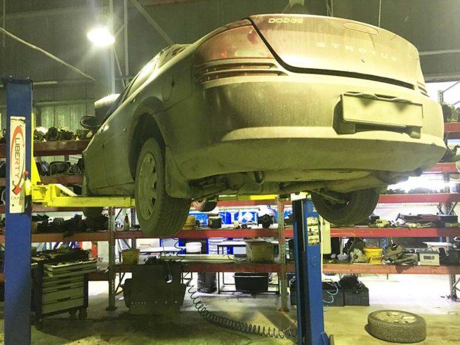 Ремонт АКПП Chevrolet Cruze